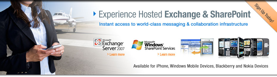 Hmc Intranet ACE-IT Hosted Exchange and SharePoint Services.